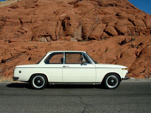 1968 Bmw 1600 Chamonix